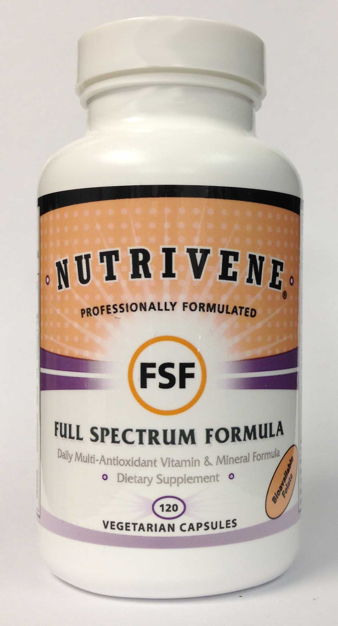 Nutrivene Full Spectrum Formula Revised