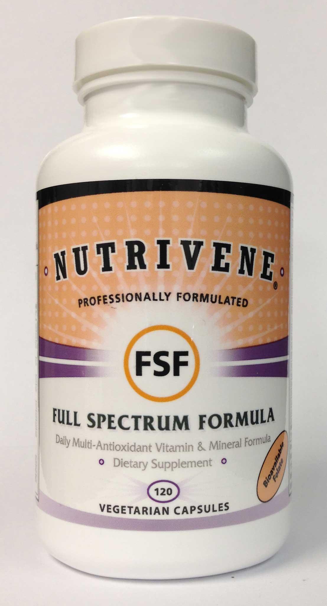 Nutrivene Full Spectrum Formula Revised